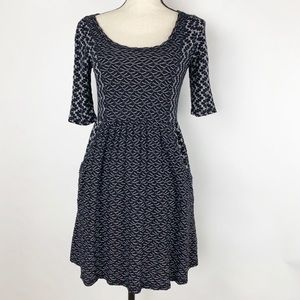 Anthropologie Saturday Sunday Panel Dress S